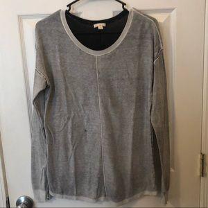 Gap Inside Out Lightweight Sweater